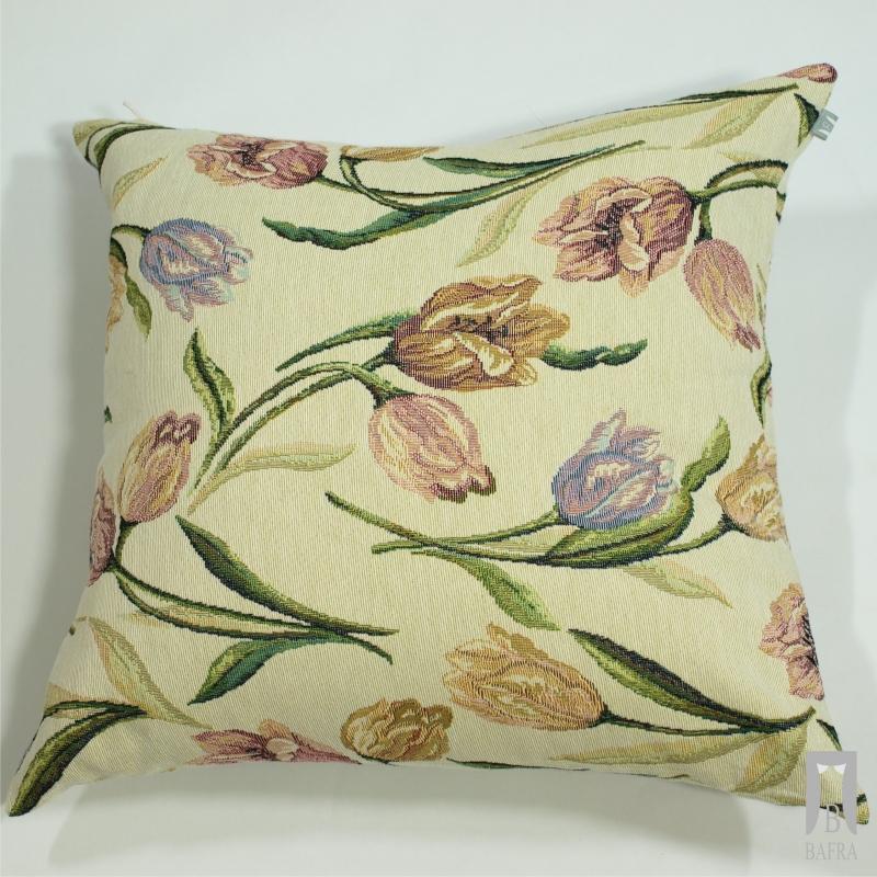 Poduszka Gobelinowa Tulipan