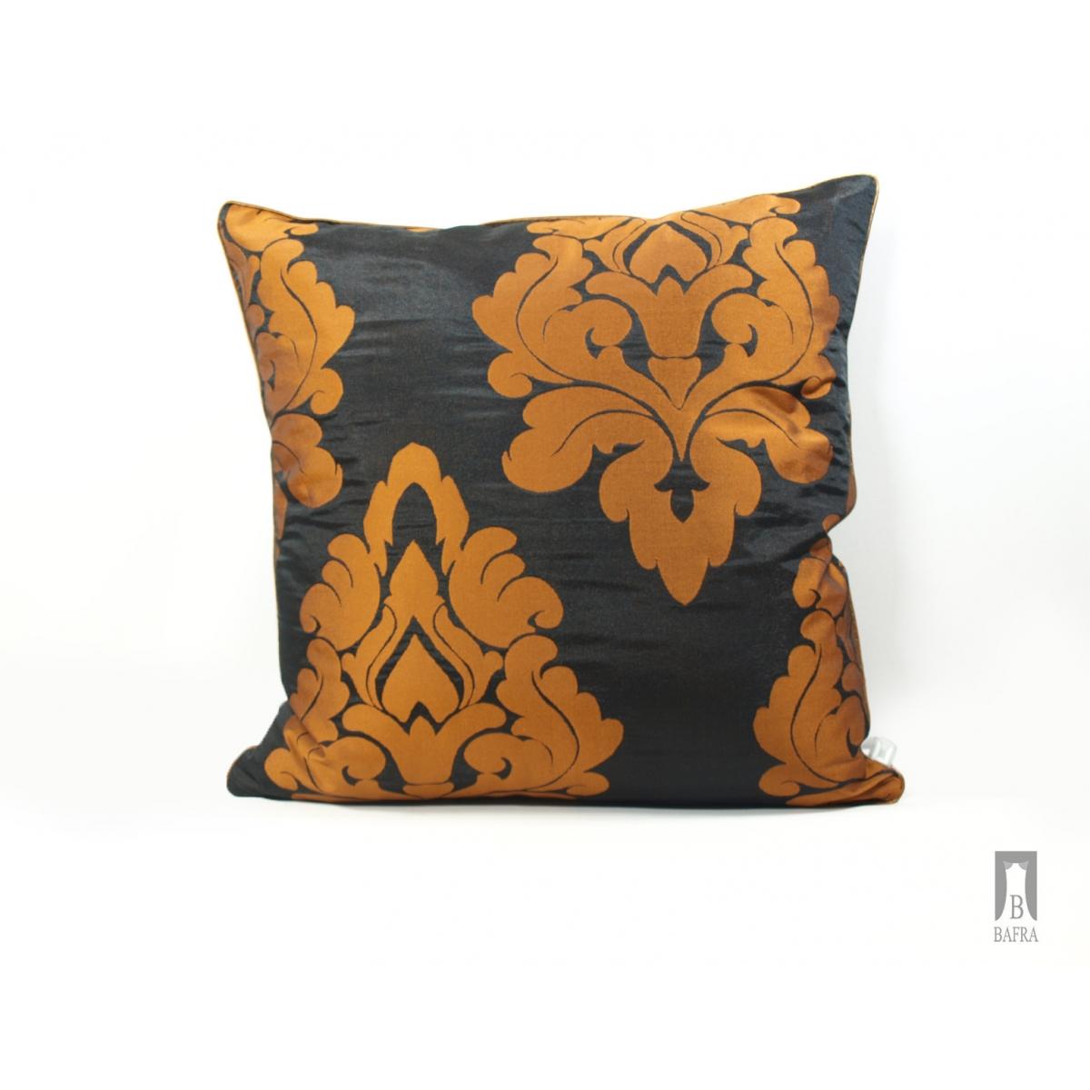 Poduszka czarna dekoracyjna
