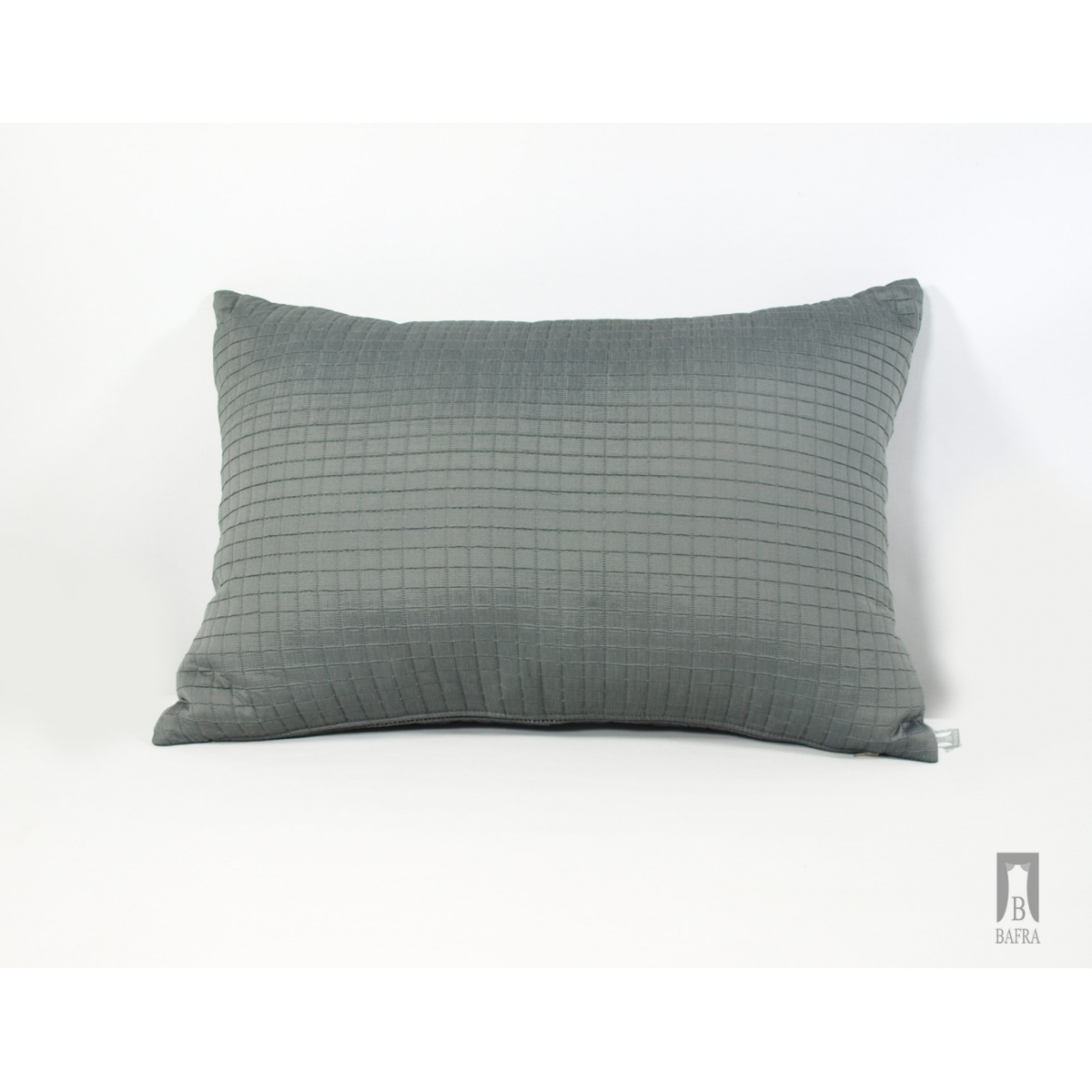 Pillow with floral motif