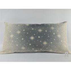 Poduszka na boże narodzenie - gwiazdki