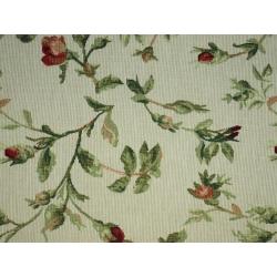 Tkanina gobelinowa róża pąk
