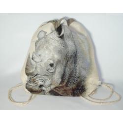 Torba - plecak na buty Nosorożec