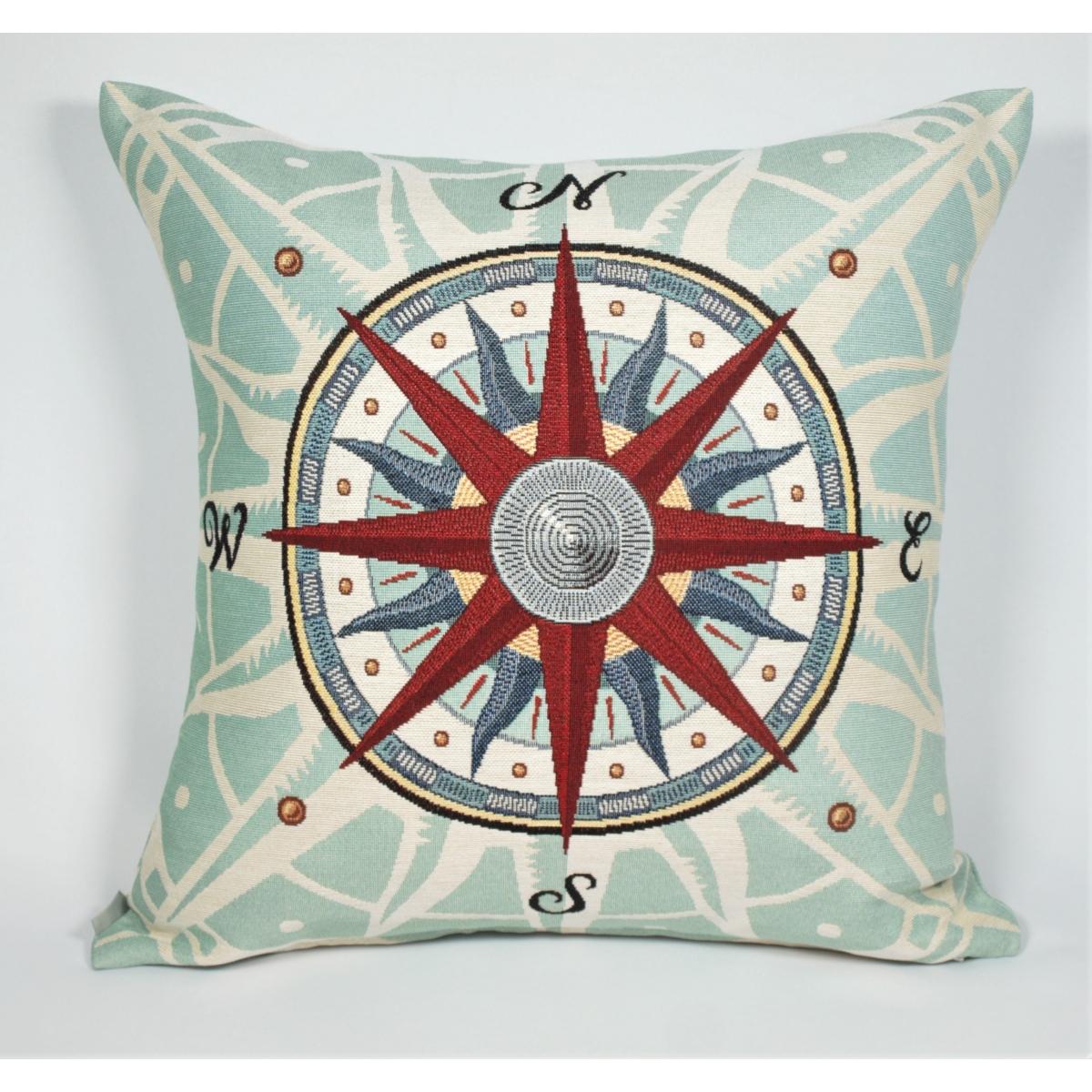 Poduszka Morska Kompas