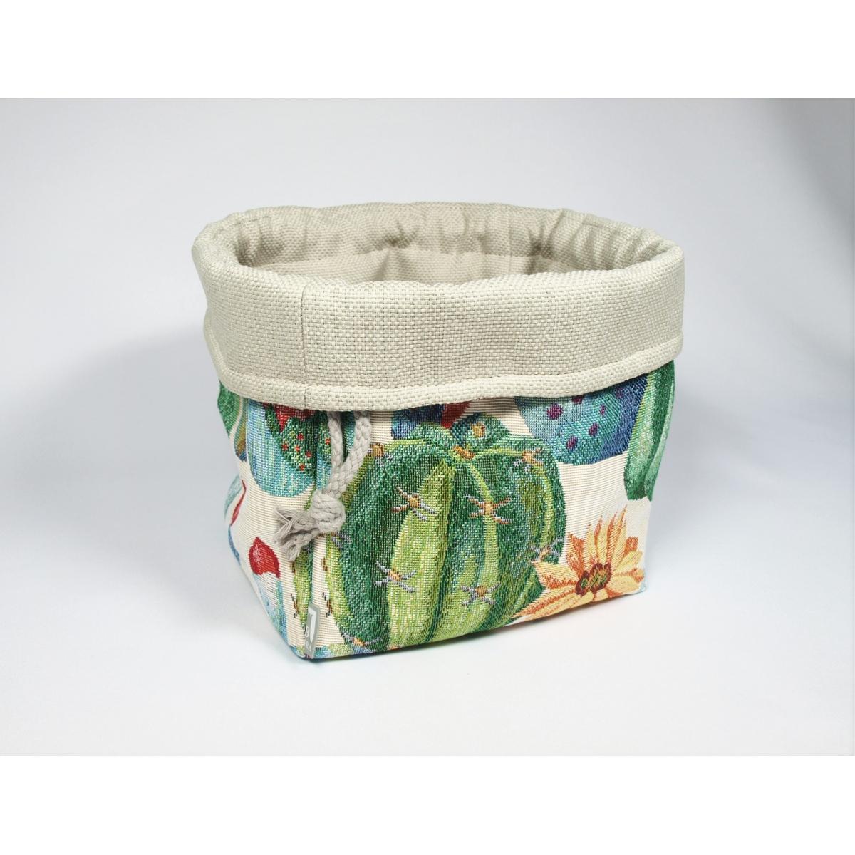 Pojemnik Do łazienki Kaktusy