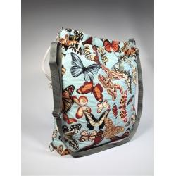 Torba-plecak transformer Motyle