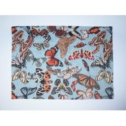Serweta - podkładka Motyle Niebieskie