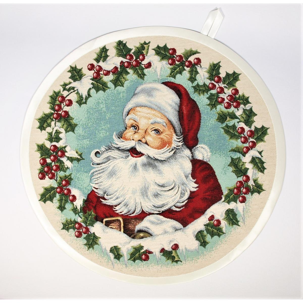 Serweta świąteczna Santa - Koło