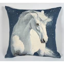 Poduszka Koń Biały