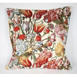 Poduszka Tulipany Czerwone