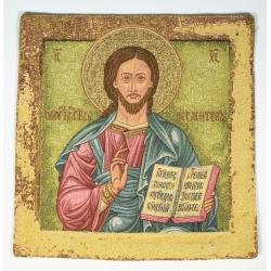 Gobelin Cristo-Signore Pantocrat Stcri