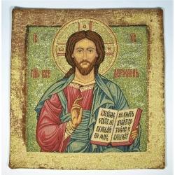 Gobelin Cristo Signore Pantocrat