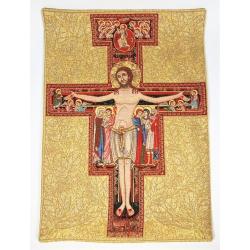 Gobelin Crocifisso S. Damiano