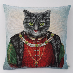 Poduszka Kot Henryk
